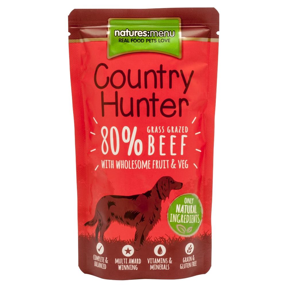 Natures Menu Dog Country Weiderind 150 g
