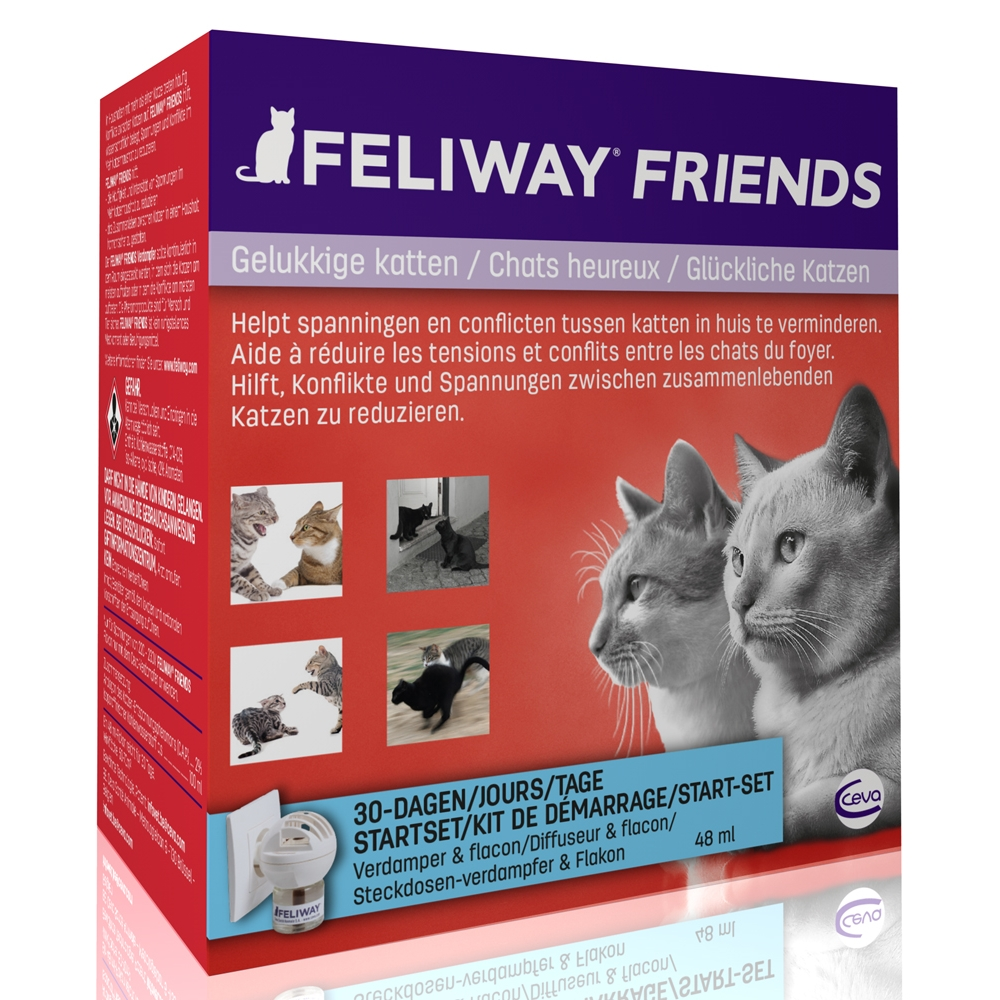 Ceva Feliway Friends Start-Set