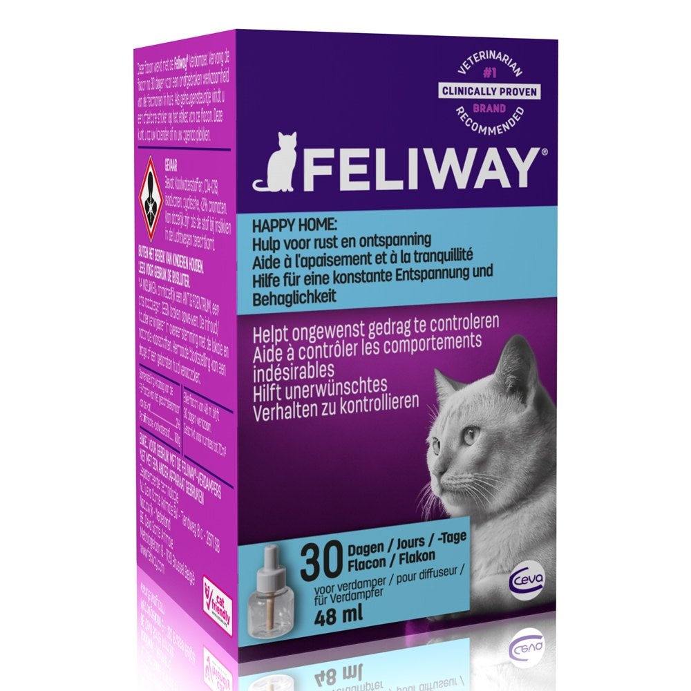 Ceva Feliway Classic Happy Home Nachfüllflakon 48ml