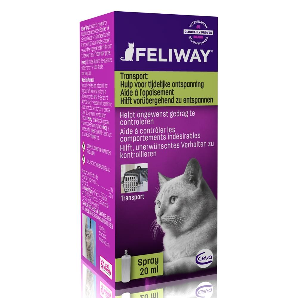 Ceva Feliway Classic Transportspray 20ml
