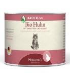 Herrmann's Cat Selection Bio-Huhn mit Karotte & Kamut 200g