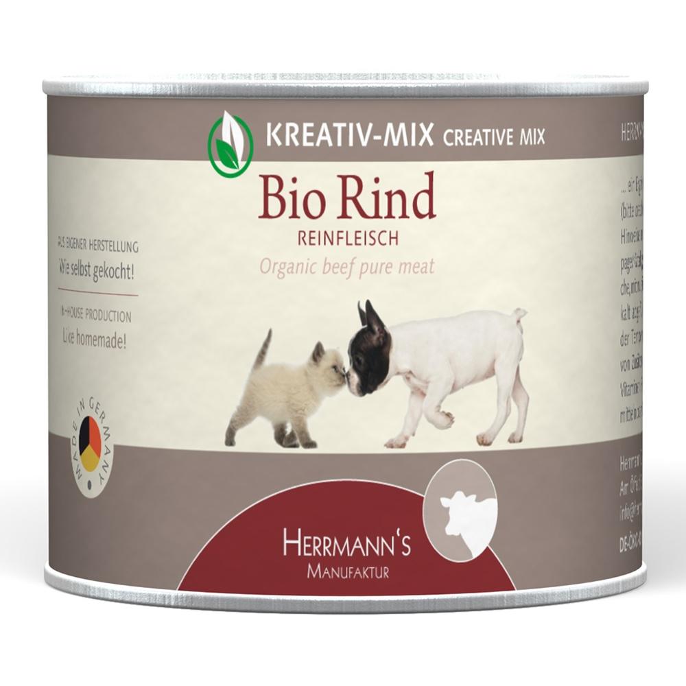Herrmann's Selection Reinfleisch Bio-Rind