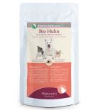 Herrmann's Dog Selection Bio-Huhn mit Fenchel, Zucchini & Buchweizen 150g