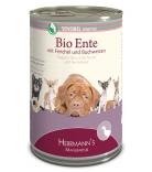 Herrmann's Dog Selection Bio-Ente mit Fenchel & Buchweizen