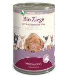 Herrmann's Dog Selection Bio-Ziege mit rote Beete & Hirse