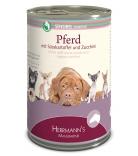 Herrmann's Dog Selection Pferd mit Süßkartoffeln & Zucchini