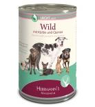 Herrmann's Dog Selection Leicht Wild mit Kürbis & Quinoa