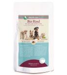 Herrmann's Dog Selection Welpe Bio-Rind mit Apfel & Haferflocken 150g