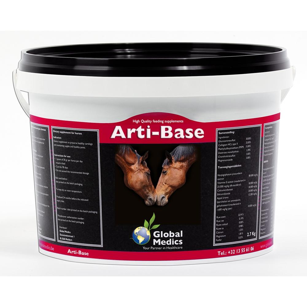 Global Medics Arti-Base 1kg