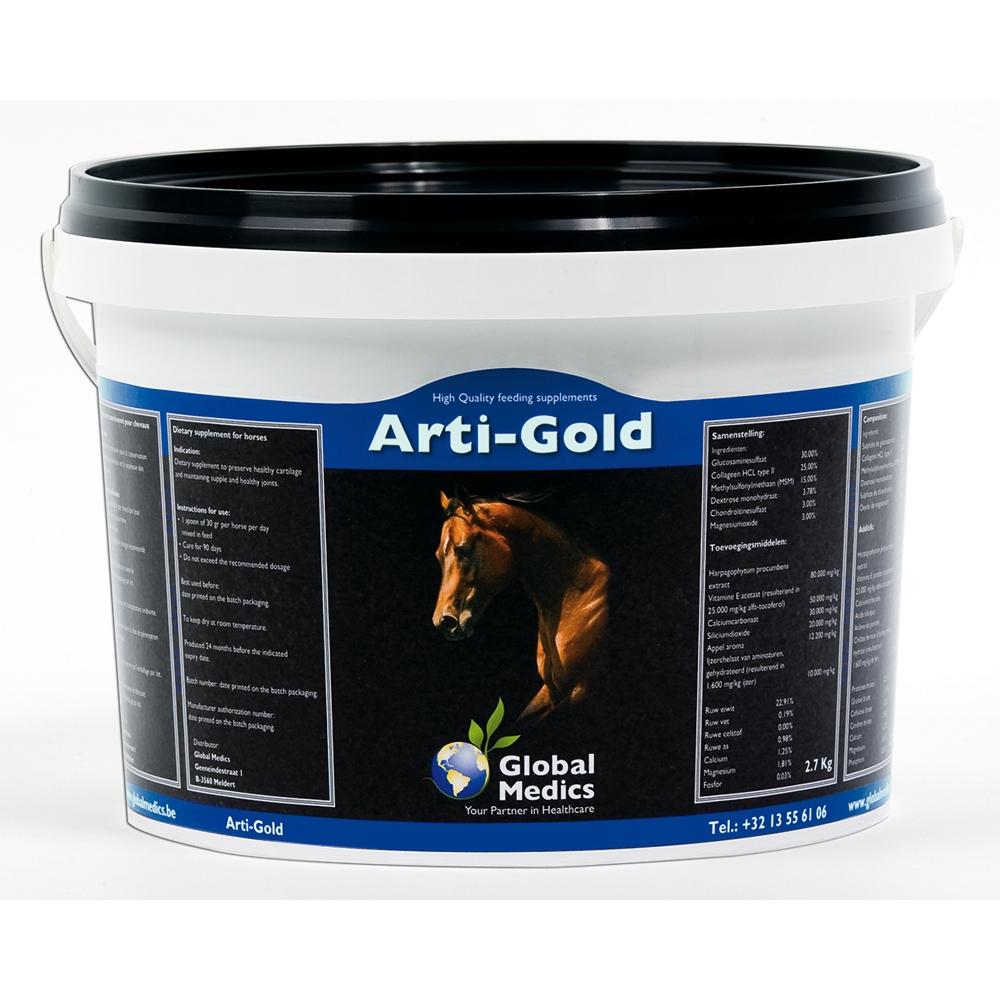 Global Medics Arti-Gold