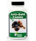 Global Medics Arti-Gold Canine 126 Tabletten