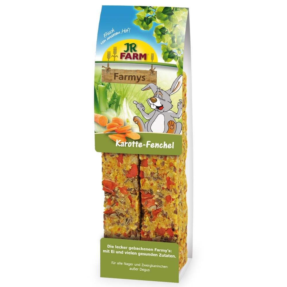 JR Farm Farmy's Karotte & Fenchel 160g