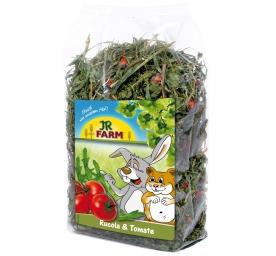 JR Farm Rucola und Tomate 100g