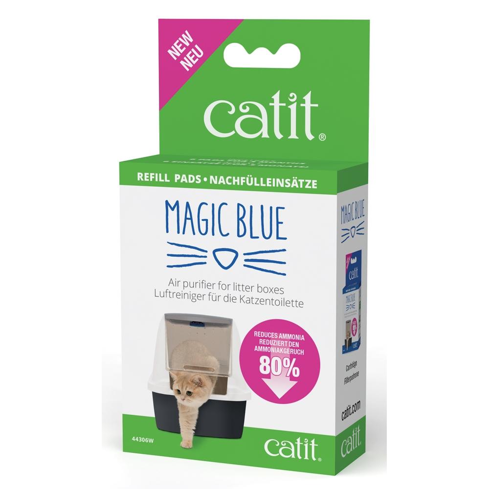 Catit Magic Blue Nachfülleinsatz 6 Stück