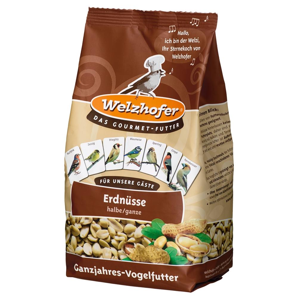 Welzhofer Erdnüsse halb/ganz 1kg