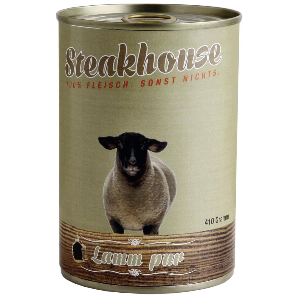 Fleischeslust Steakhouse Lamm Pur