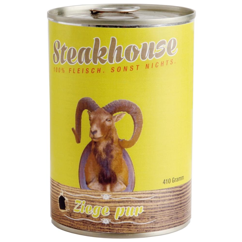 Fleischeslust Steakhouse Ziege Pur