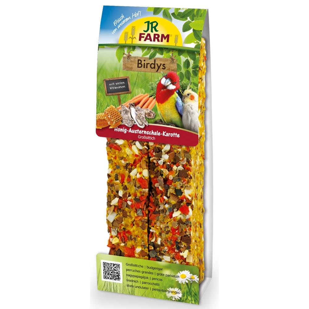 JR Farm Birdys Honig-Austernschale-Karotte 260g