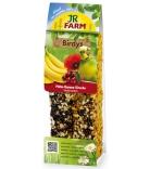 JR Farm Birdys Mohn-Banane-Kirsche 130g
