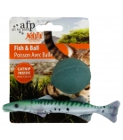 Afp Natural Instincts Fish & Ball Haifisch