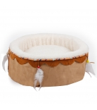 Afp Dream Catcher Round Cuddler Bed