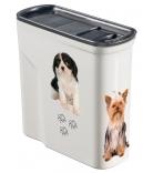 Curver Pets Futtercontainer für Hunde
