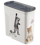 Curver Pets Futtercontainer für Katzen