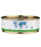Biopur Cat Adult Rind & Reis 200g