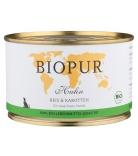 Biopur Dog Adult Huhn, Reis & Karotten 400g