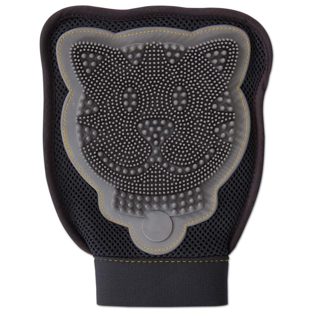JW Gripsoft 3-in-1 Cat Grooming Handschuh