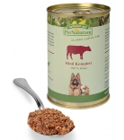PerNaturam Reinfleisch Rind komplett 400g