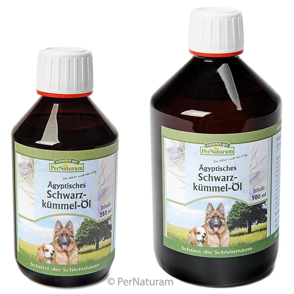 PerNaturam Schwarzkümmel-Öl
