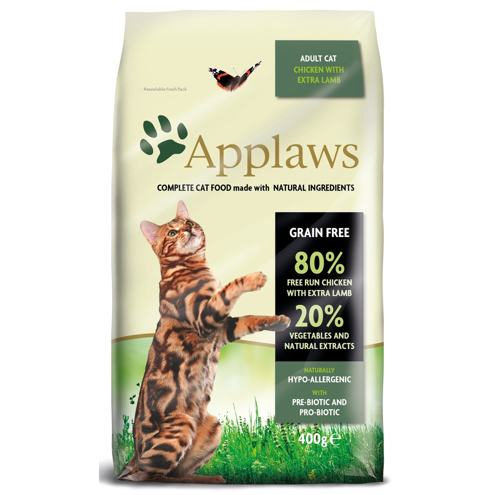 Applaws Cat Adult Hühnchen & Lamm