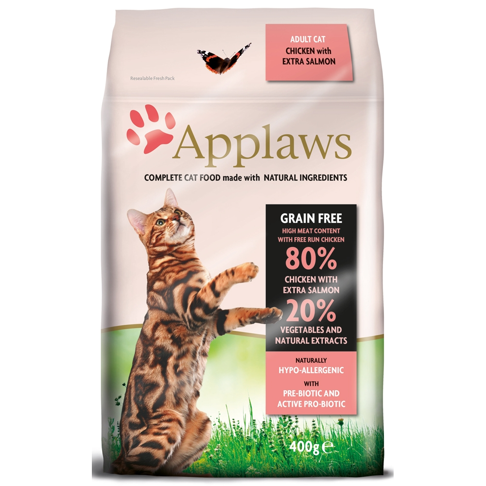 Applaws Cat Adult Hühnchen & Lachs