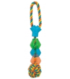 JW Dog Toys Wing-A-Treat Pod