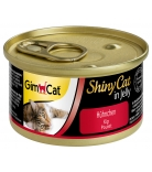 Gimborn GimCat Shiny Cat Adult Hühnchen 70g