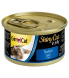 Gimborn GimCat Shiny Cat Adult Thunfisch 70g