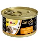 Gimborn GimCat Shiny Cat Adult Thunfisch & Hühnchen 70g