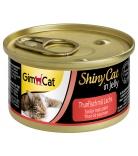Gimborn GimCat Shiny Cat Adult Thunfisch & Lachs 70g