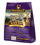 Wolfsblut Black Bird Puppy Large Breed 15kg