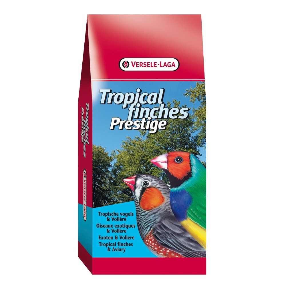 Versele-Laga Oiseaux Prestige Mélange de graines Oiseaux exotiques Gourmet 20 kg