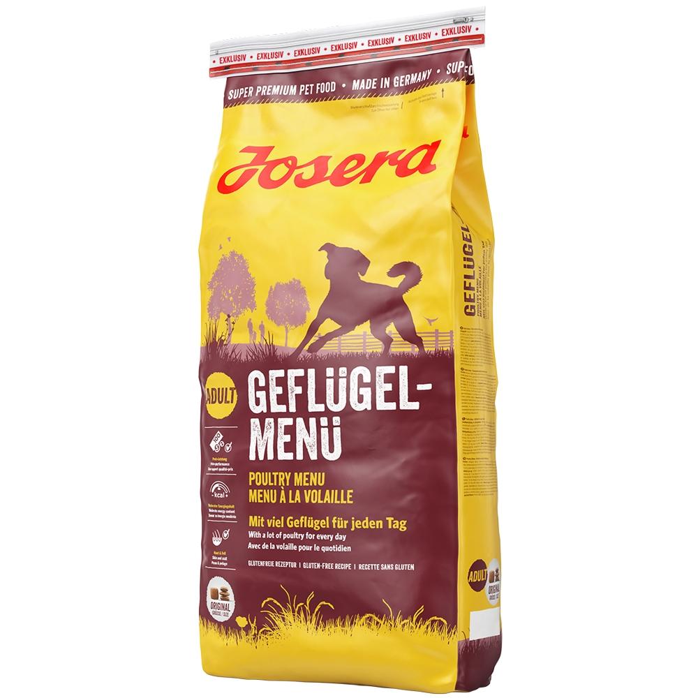 Josera Dog Geflügel-Menü