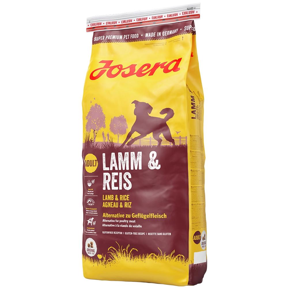Josera Dog Lamm & Reis