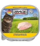 Mac's Cat Huhn Pur 85g