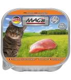 Mac's Cat Pute Pur 85g