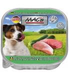 Mac's Dog Rind, Geflügel & Zucchini