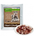 Natures Menu Raw Chews Hühnerherzen 1kg