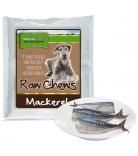 Natures Menu Raw Chews Makrele 1kg