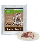 Natures Menu Raw Chews Lammherzen 500g