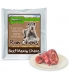 Natures Menu Raw Chews Kaufleisch vom Rind 500g